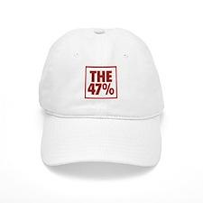The 47 Percent Baseball Cap