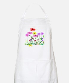 Flower Bunches Apron