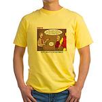 Metal Working Yellow T-Shirt