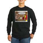 Metal Working Long Sleeve Dark T-Shirt
