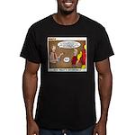 Metal Working Men's Fitted T-Shirt (dark)