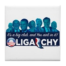 Oligarchy Tile Coaster