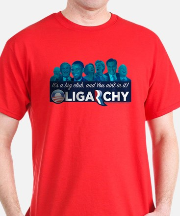 Oligarchy T-Shirt