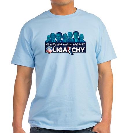 Oligarchy Light T-Shirt