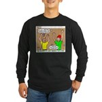 Climbing Long Sleeve Dark T-Shirt