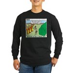 Bugling Long Sleeve Dark T-Shirt
