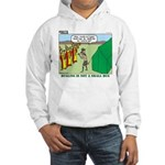 Bugling Hooded Sweatshirt