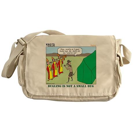 Bugling Messenger Bag