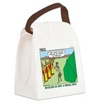Bugling Canvas Lunch Bag