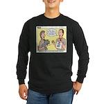 Moon Rover Long Sleeve Dark T-Shirt
