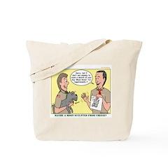 Moon Rover Tote Bag