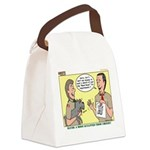 Moon Rover Canvas Lunch Bag