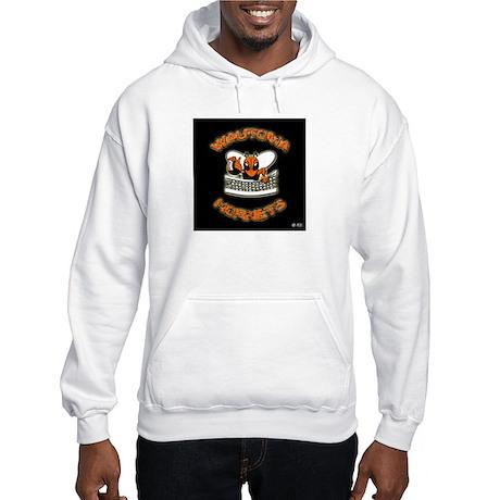 Wautoma Hornets Volleyball Hooded Sweatshirt