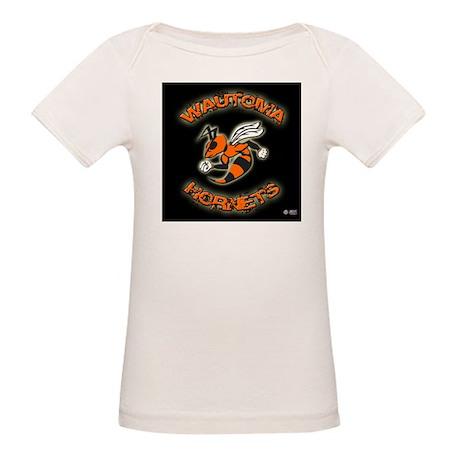 Wautoma Hornets Organic Baby T-Shirt