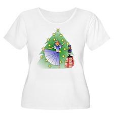 Clara and Nutcracker T-Shirt