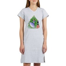 Clara and Nutcracker Women's Nightshirt