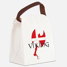 Denmark Viking Canvas Lunch Bag