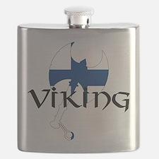 Finland Viking Flask