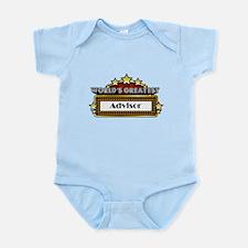 World's Greatest Advisor Infant Bodysuit