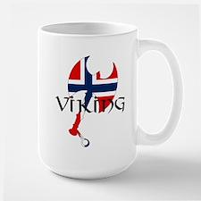 Norway Viking Large Mug