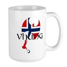Norway Viking Mug