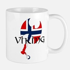 Norway Viking Small Mugs