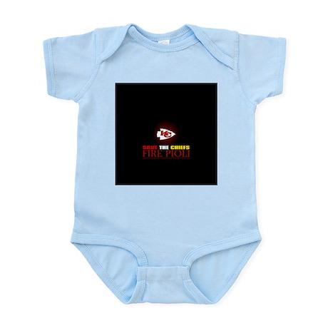 Save the Chiefs - Fire Pioli Infant Bodysuit