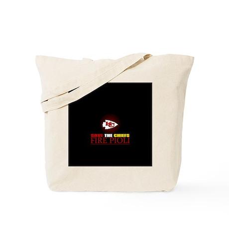 Save the Chiefs - Fire Pioli Tote Bag