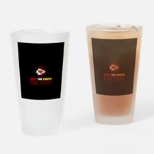 Save the Chiefs - Fire Pioli Drinking Glass