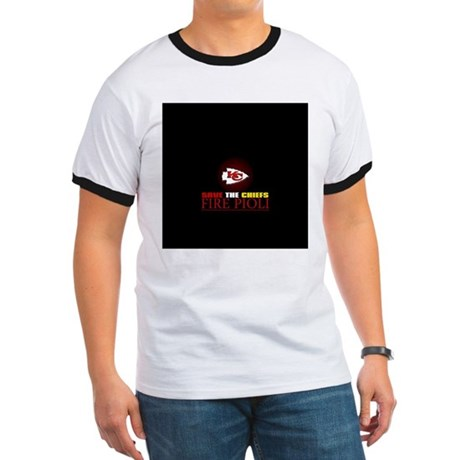 Save the Chiefs - Fire Pioli Ringer T