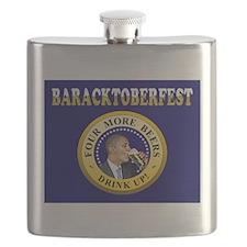 Oktoberfest Is Baracktoberfest Flask