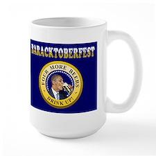 Oktoberfest Is Baracktoberfest Mug