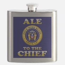 Obama State of the Union Flask