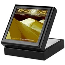 Grains Of Sand Keepsake Box