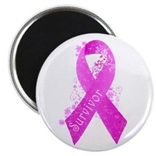 Breast Cancer Survivor Magnet