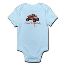 Mud Bogging ATV Infant Bodysuit