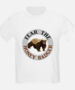 Honey Badger Fear T-Shirt