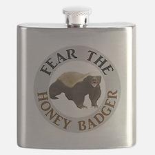 Honey Badger Fear Flask