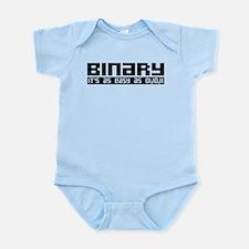 Binary Is Easy Infant Bodysuit