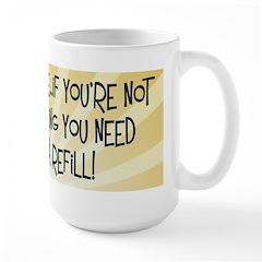 Coffee Refill Mug