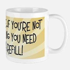 Coffee Refill Mug