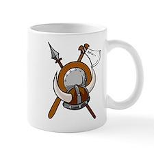 Viking Armour Small Mug