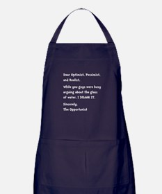 Opportunist Apron (dark)