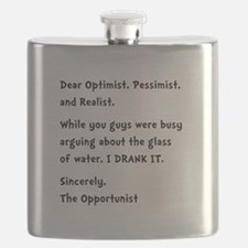 Opportunist Flask