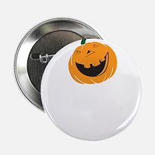 """Jack O Lantern Shirt 2.25"""" Button"""