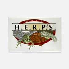 Ohio HERPS Rectangle Magnet