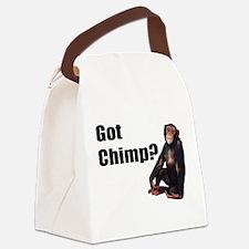gotchimp.png Canvas Lunch Bag