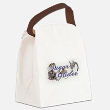 Glider.png Canvas Lunch Bag