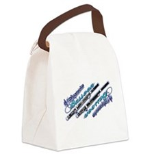 bassoon.png Canvas Lunch Bag