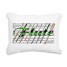 flutenorm.png Rectangular Canvas Pillow